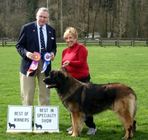 Best in Show, March 14, 2010