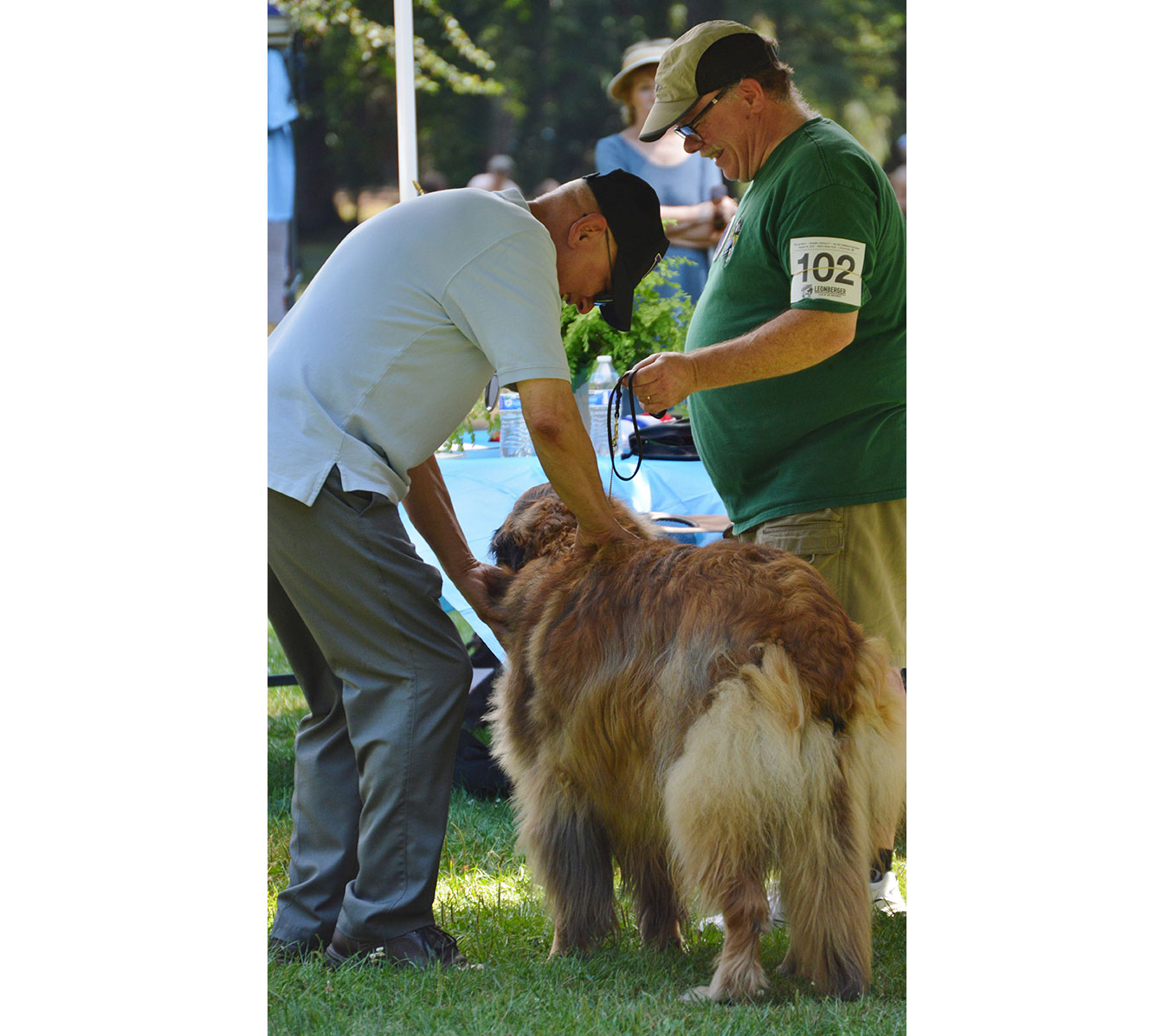 August 20, 2016 - The LCNW Summer Regional Specialty at Nolte State Park in Enumclaw, Washington. Photo courtesy of Christina Merten.